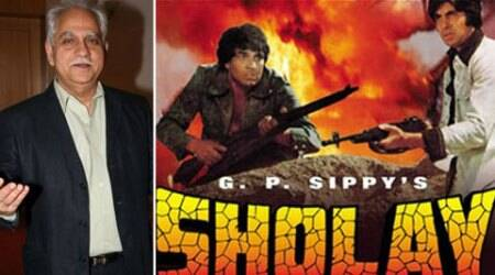 """Imprudent to remake """"Sholay"""": RameshSippy"""