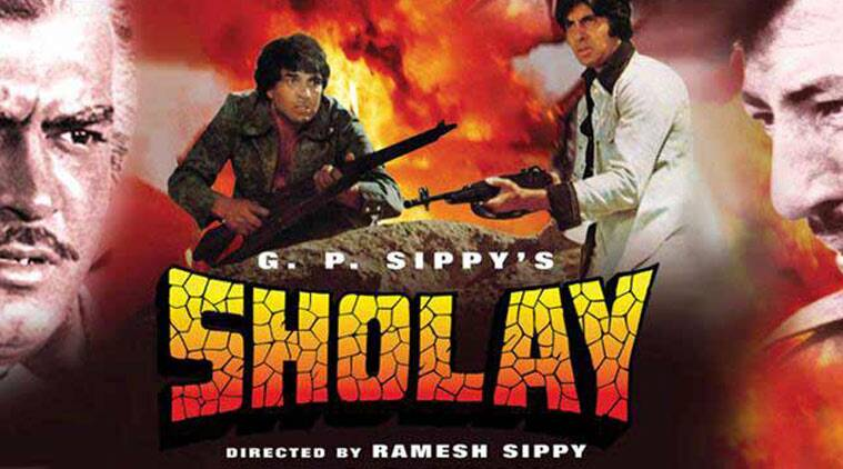 Sholay, Sholay ending, ramesh sippy, censor board, Pune International Film Festival, PIFF, entertainment news, indian express news