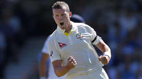 Michael Clarke wanted to have a real go at winning this Test match: PeterSiddle
