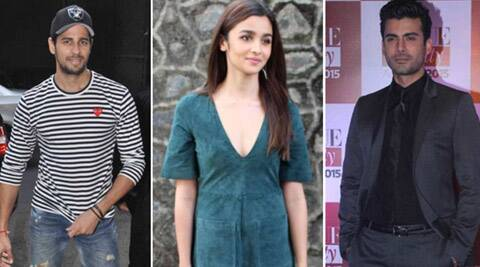 Sidharth Malhotra, Alia Bhatt and Fawad Khan to sing in Karan Johar's 'Kapoor & Sons'