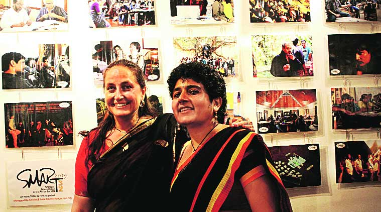 Sanjna Kapoor, Sameera Iyengar, junoon theatre, coronavirus covid 19, coronavirus india news updates