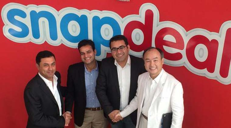 69ad0827c Snapdeal raises  500 mn investment from Alibaba