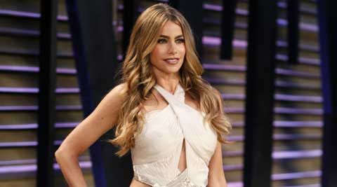 Colombian people are funny: Sofia Vergara
