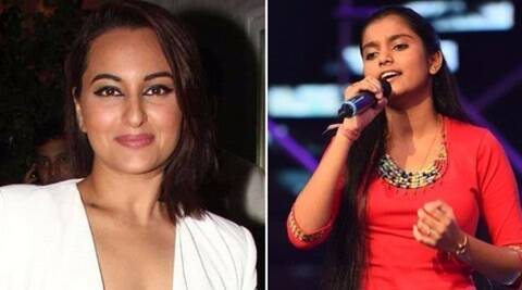 Sonakshi Sinha gives playback chance to Indian Idol Junior contestant in 'Akira'
