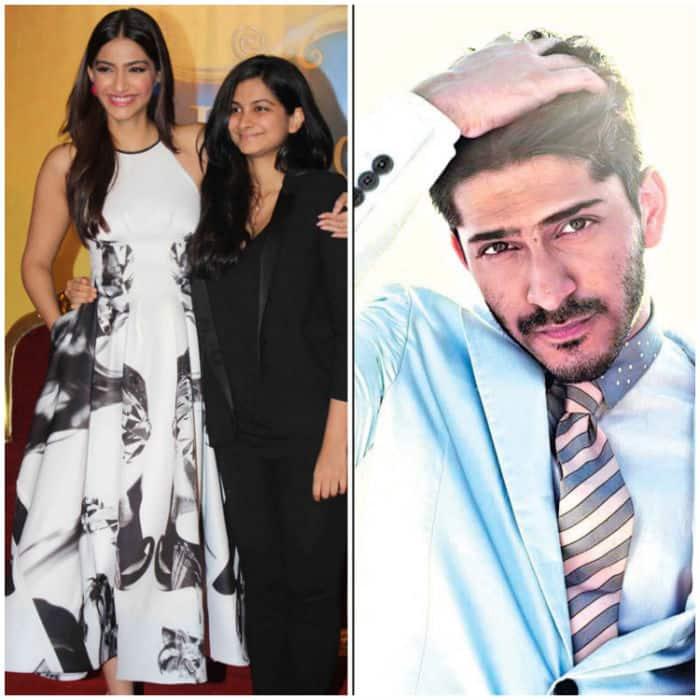 Sonam Kapoor, Rhea Kapoor, Harshvardhan Kapoor