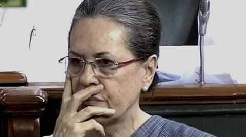 Sonia Gandhi, Black day, Congress MPs suspended, Democracy Black Day, Sumitra Mahajan, Lok Sabha Sonia democracy, Nation news, Politics news, india news