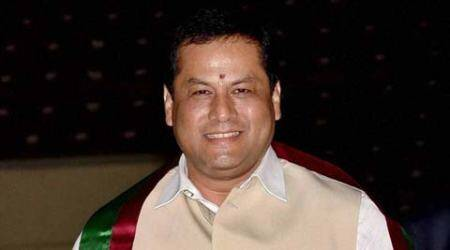 Congress, AIUDF conspiring to make Assam part of Bangladesh: Sarbananda Sonowal