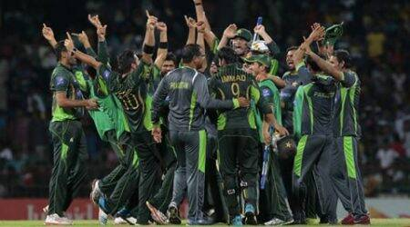 Shahid Afridi stars in Pakistan's thrilling one-wicket win in second T20I against SriLanka