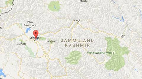 One injured in Srinagar 'police firing'