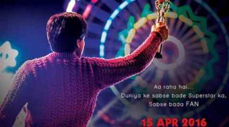 Shah Rukh Khan, Fan film, Shah Rukh Khan in Fan, Fan 2015, Maneesh Sharma, Maneesh Sharma Fan, bollywood news, entertainment news