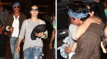 SRK, Kajol wrap up 'Dilwale' in Bulgaria, return to India