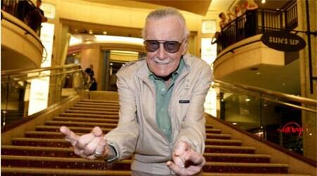 Stan Lee sued by former assistant Shawn Lukaszewicz