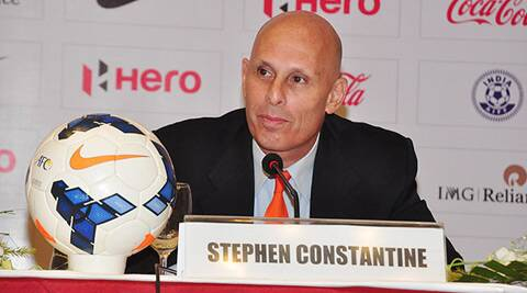 AIFF, football news, sports news, india nepal football, india news, india football, latest news, Stephen Constantine