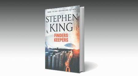 Book Review: Stephen King's Finders Keepers