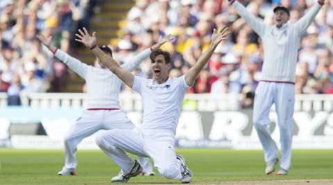 Ashes 2015: Steven is not Finn-ished yet