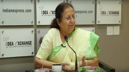 Lok Sabha Speaker Sumitra Mahajan: Suspended 25 Congress MPs For Good Future Of The Parliament