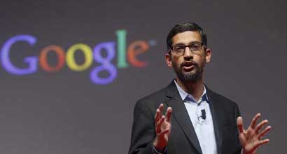 Did Google learn the Alphabet to get Pichai asCEO?