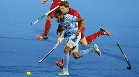 India commence Euro tour with 2-0 win over France