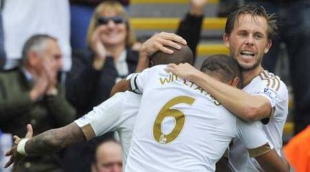 'Unbelievable' Swansea becoming Premier League force: Manager