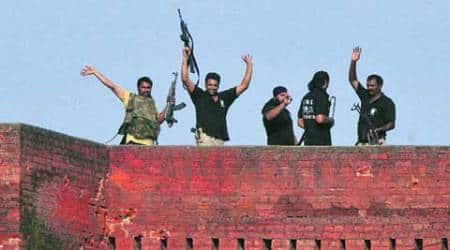 SWAT, Gurdaspur attack, Punjab Police, Special Weapons and Tactics Team, Dina Nagar, Gurdaspur, Deputy CM Sukhbir Badal, punjab news, punjab, punjab terror attacks, india news, indian express news