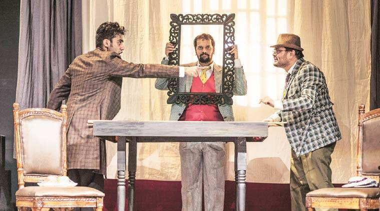 Akash Khurana, director Akash Khurana, Charles Baskerville, Sherlock holmes, Baskervilles, Talk latest news, Indian Express