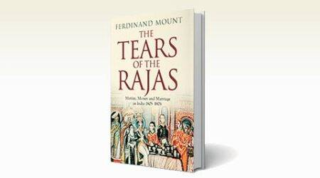 Book review - The Tears of the Rajas: Mutiny, Money and Marriage in India, 1805-1905