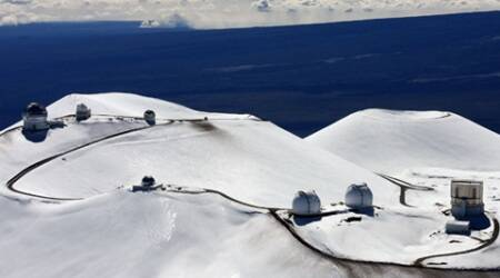Atop Hawaii's Mauna Kea, a look at the proposed world's largest telescope