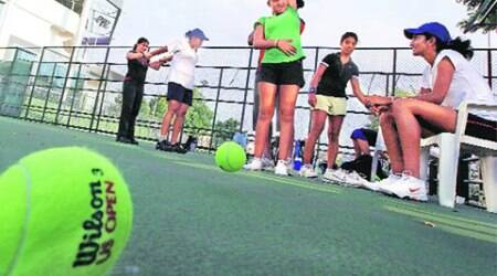 MLSTA starts free tennis racquet library to train tribal kids in the game