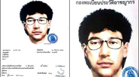 Bangkok blast: Thai police release sketch of suspect, offer $28,000reward