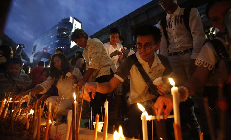 bangkok, bangkok explosion, bangkok bombing, bangkok blast, bangkok bomber, bangkok bomb suspect, bangkok shrine bombing, bangkok shrine blast, bangkok shrine explosion, bangkok news, india news, indian express