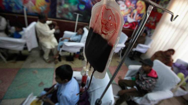 Thalassaemia major is a preventable disease. Persons with thalassaemia major have severe anaemia and it can be life threatening if untreated. (Source: Reuters photo)