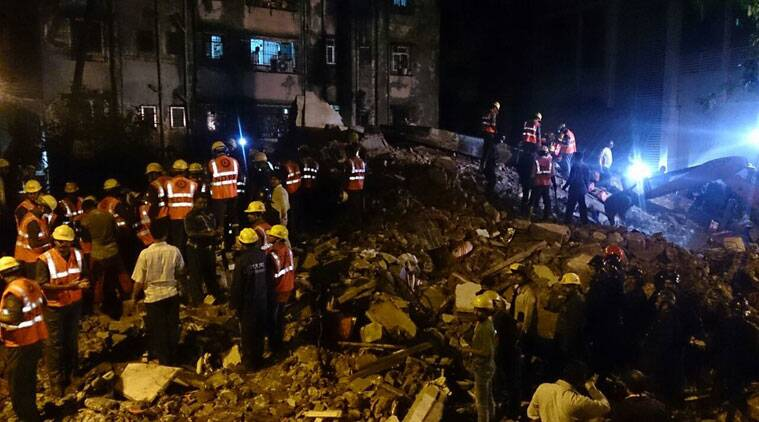 thane building collapse, thane building collapse reason, mumbai thane building collapse, building collapse in thane today, building collapse in thane mumbai, reason for building collapse in thane, building collapse near thane, Mumbai News Today, Thane News Today, Mumbai latest news