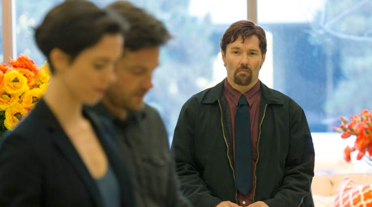 The Gift, The Gift review, The Gift movie review, The Gift film review, The Gift release, The Gift cast, The Gift rating, Joel Edgerton, Jason Bateman, Rebecca Hall, Joel Edgerton, film review, entertainment news