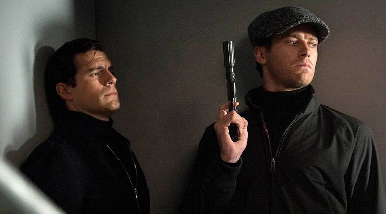 The Man From U.N.C.L.E, The Man From U.N.C.L.E review, The Man From U.N.C.L.E movie review, The Man From U.N.C.L.E film review, The Man From U.N.C.L.E cast, The Man From U.N.C.L.E release, Henry Cavill, Armie Hammer, Alicia Vikander, Elizabeth Debicki, Hugh Grant, Guy Ritchie, movie review, film review, review, entertainment news, hollywood review, hollywood movie review