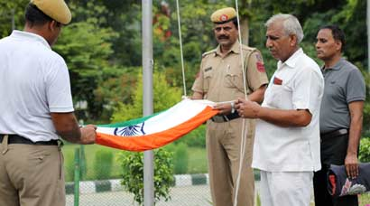 independence day, 69th independence day, india independence day, independence day celebrations, independence day rehearsal, tihar jail, independence day tihar celebraions, tihar independence day celebrations, india news, latest news, top stories, independence day photos, tihar jail photos