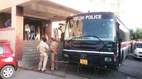 After Tihar jail van attack, police to seek court permission to handcuff Bawana in future