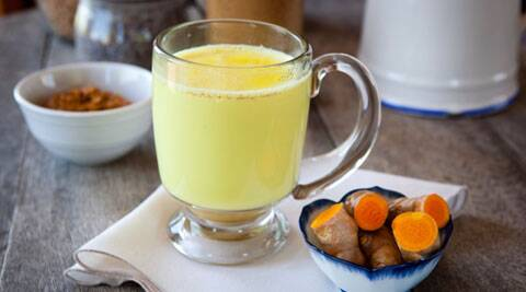 A glass of turmeric milk can help cure your child's common cold