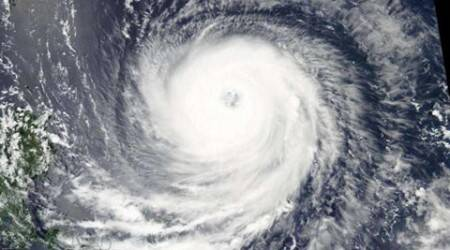 Typhoon lashes Japan, landslide fears prompt evacuation call