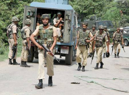 J&K: Arms, explosives recovered from militant hideout in Poonch