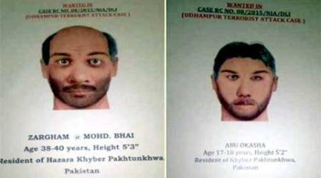 NIA sketches: Four detained in Punjab,Gujarat
