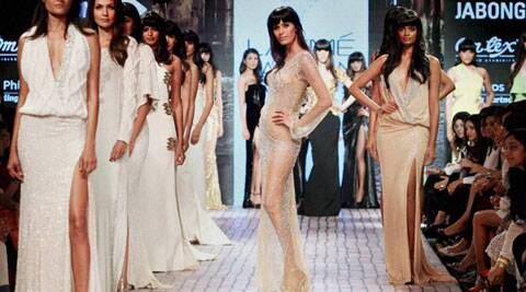 Ujjwala shines in Monisha Jaising's creation at LFW