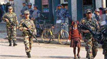 Curfew imposed, army deployed after Nepalprotest