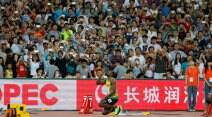 usain bolt, usain bolt race, usain bolt photos, usain bolt images, bolt, bolt race, bolt images, bolt photos, world athletics championships, world championships, world athletics championships photos, world championships photos, athletics photos, athletics