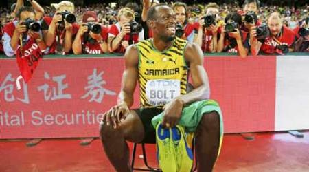 Usain Bolt wins 200m gold, Twitter in awe of the Jamaican showman
