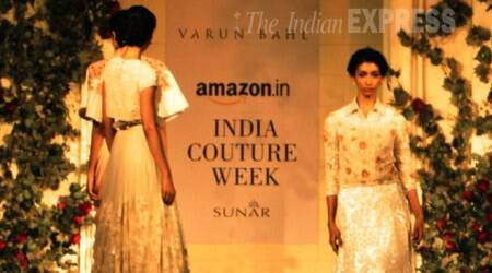 Amazon India Couture Week Day 3: Varun Bahl launches luxury wedding design, 'Aurum By Varun Bahl'