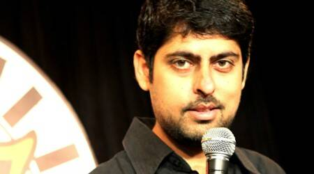 Varun Grover faces 'touch' charge, denies it 'completely'