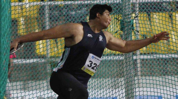 Vikas Gowda,Vikas Gowda India, India Vikas Gowda, World Athletics Championships, Vikas Gowda Worlds, Worlds Vikas Gowda, Sports News, Sports