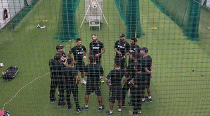 India vs Sri Lanka: Virat Kohli-led Team India heads to the indoor nets