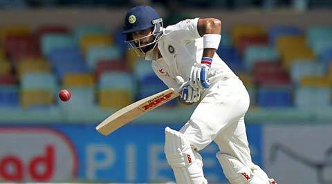 Sunil Gavaskar praises Cheteshwar Pujara; asks Virat Kohli to be patient in tough conditions
