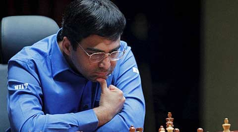 Viswanathan Anand draws with Maxime Vachier-Lagrave in Sinquefield Cup